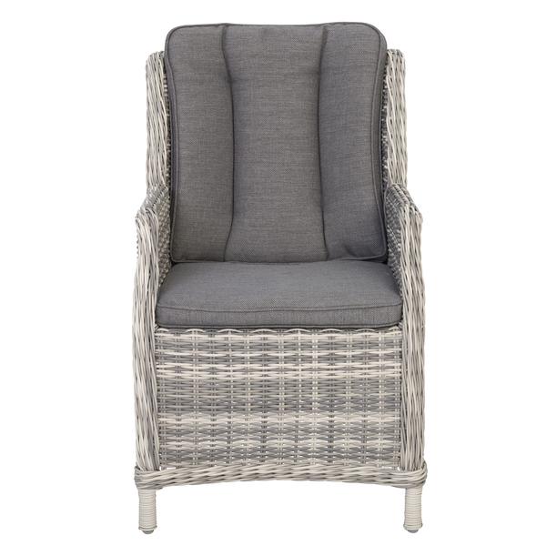 stoelen leer strak
